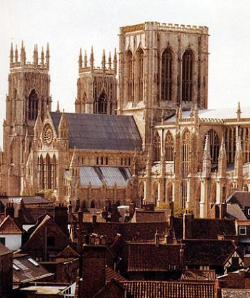 Contea Yorkshire - città di York